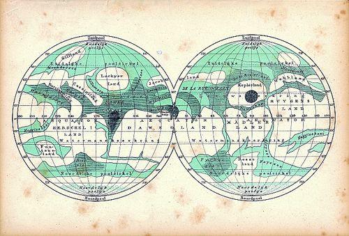 Mars-dutch-map