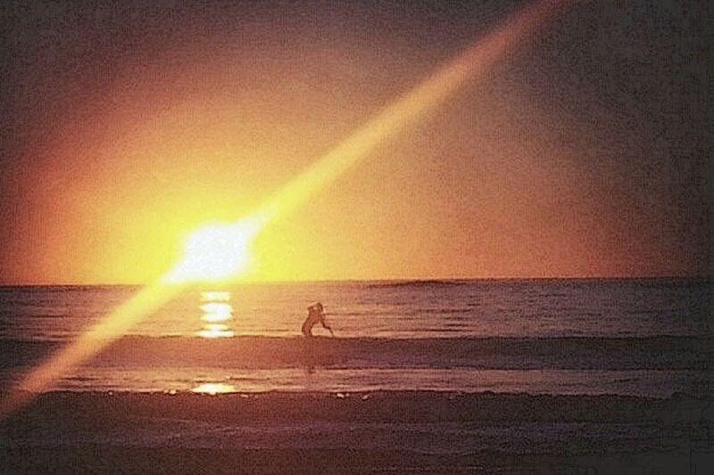 Sunsetpaddle