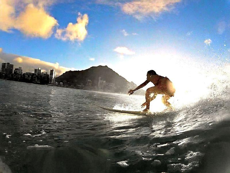 I miss hawai'i