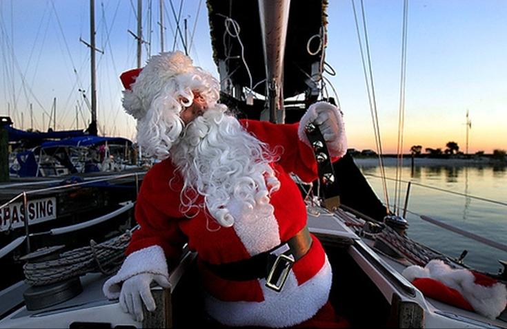 Santa sails 3