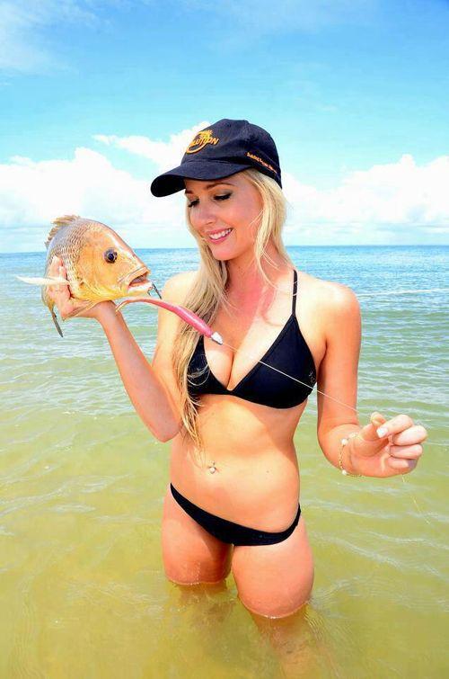 Fish fish fish huba huba