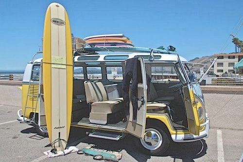 4 vw surf bus