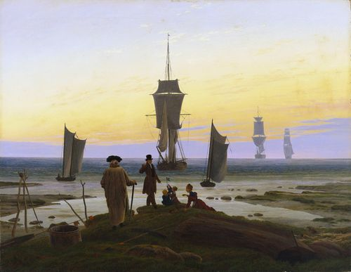 Caspar_David_Friedrich_The Stages of Life _Die_Lebensstufen