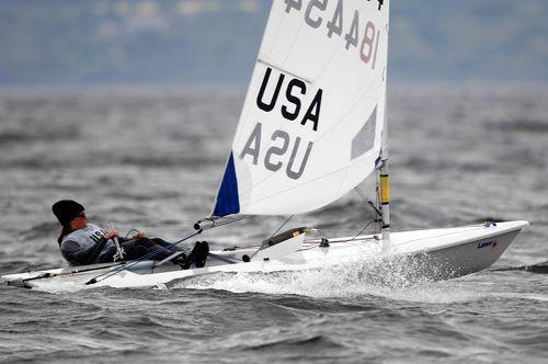 Laser radial us sailing