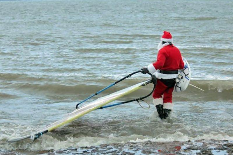 Santa one more session
