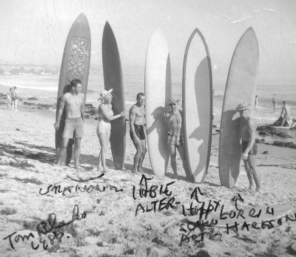 1960s Surf Trips Down South: The Horse's Mouth: Another Light Passes From The World