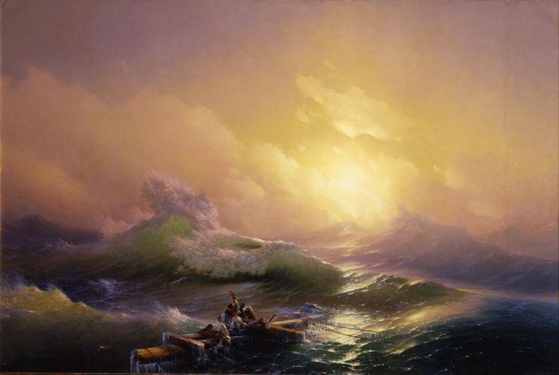 Hovhannes_Aivazovsky_-_The_Ninth_Wave_-_Google_Art_Project