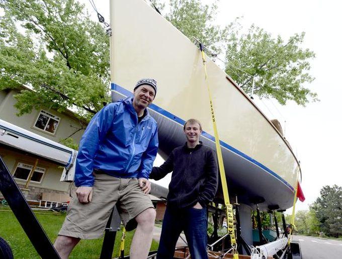 Boat build