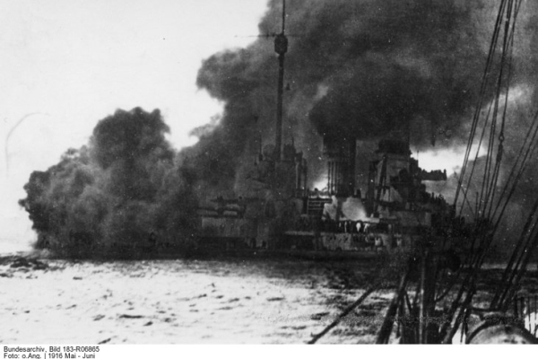 The Horse U0026 39 S Mouth  Today In History  The Battle Of Jutland