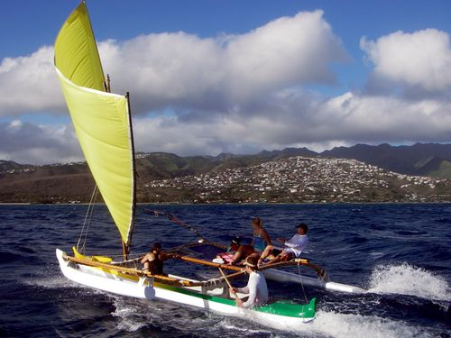 Canoe_Hawaii
