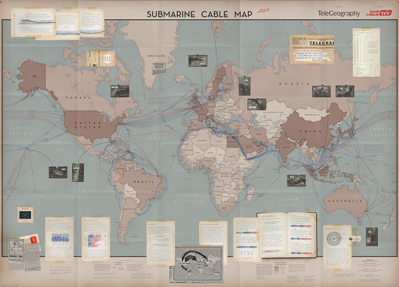 Sub map