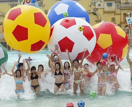 Beach Balls And Babes